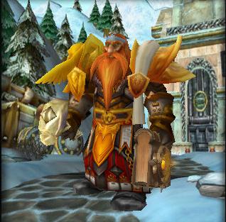 Wow twink dwarf priest
