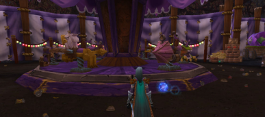 Empty Merry-Go-Rounds that turn are CREEPY.